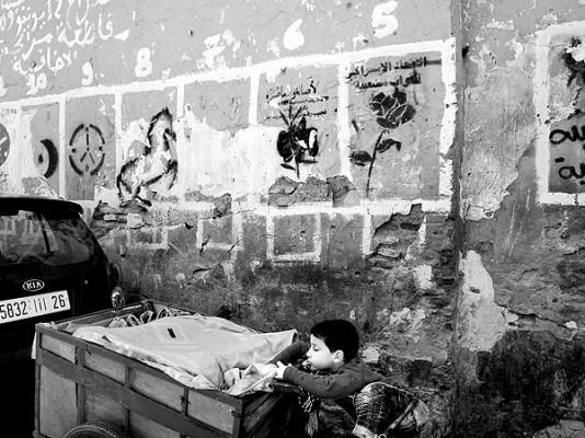 Morocco, 2010.